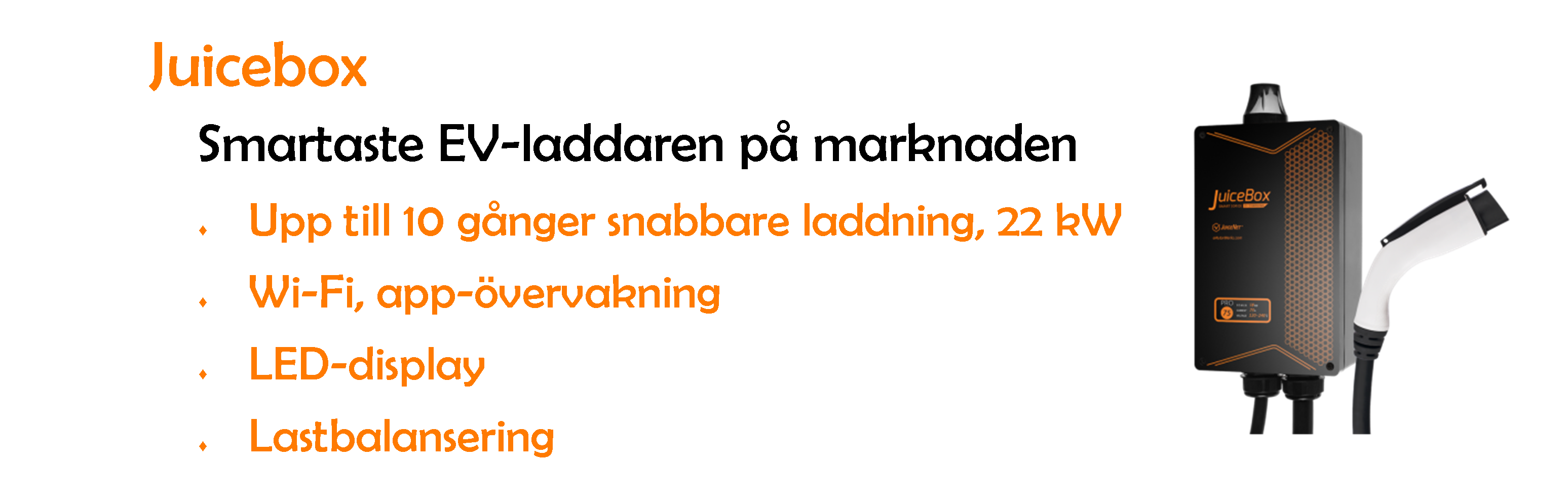 Laddbox_bärbar_Juicebox_EV Solution_Ladda elbil_ladda elbil_elbil_laddbox_Niro_laddningsutrustning