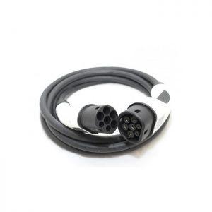 Ladekabel für Elektroauto Typ 2 bis Typ 2 EV Solution