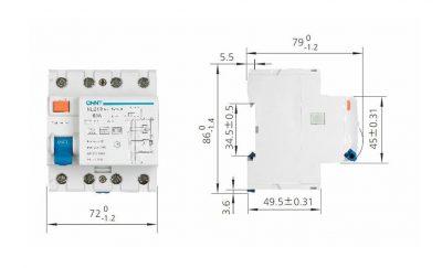 Erdschlussschalter Typ B Ladekästen Ladestationen Typ B Ladekabel Elektroauto aufladen EV Solution Ladegeräte Elektroauto 2