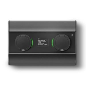Wallbox DUO Mini 2x72kW Ladestation Dual Socket Typ 2 lädt Ihr Elektroauto auf