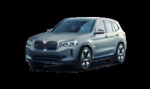 BMW-iX3 elbil